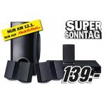 Media Markt Supersonntag am 12.1.2014