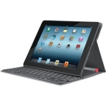 Redcoon Hotdeal: Logitech Solar Keyboard Folio für Apple iPad 2/3/4 um 34,99 € statt 100,79 €