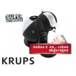MM Supermittwoch – 15.01.2014 (zB.: KRUPS Melody 3 KP 2208 Schwarz um 29 € statt 63,53 €)