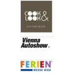 Messe Wien: Vienna Autoshow / Ferien-Messe / Cook and Look – 3 € Eintritt sparen von 16.-19.1.2014