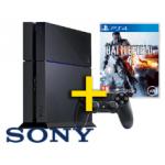 Sony Playstation 4 500GB + Battlefield 4 inkl. Versand um 469,90€ im MediaMarkt.at Onlineshop sofort verfügbar
