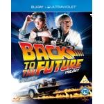 Zavvi.com: Zurück in die Zukunft – Trilogie [Blu-ray] um 10,76 € statt 16,10 €