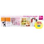 BIPA: -15% auf alle Produkte von koziol