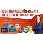 Cyberport: Bis zu 100 € Rabatt (max. 5 % Ersparnis)
