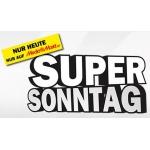 Media Markt Supersonntag am 2.2.2014