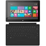 Mediamarkt: Microsoft Surface Tablet 64GB mit Windows RT + Touchtastatur um 333 €