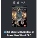 Humble Sid Meier Bundle: 8 Spiele / DLC für Windows / Mac um ca. 11,10€
