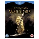 Zavvi: Legendary Warriors Blurays-set (Troja, Kampf der Titanen, 300) um € 9,01