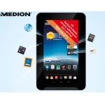 "MEDION Tablet-PC 17,8 cm (7"") mit WLAN MEDION® LIFETAB® E7316 um 99 Euro ab dem 13.02.2014 beim Hofer"