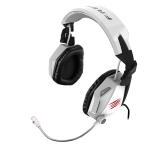 Amazon: Mad Catz F.R.E.Q.7 Dolby 7.1 Surround-Sound-Gaming-Headset weiß glänzend um 75 € statt 158,24