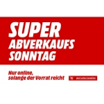 Mediamarkt-Super-Abverkaufssonntag am 16.2.2014