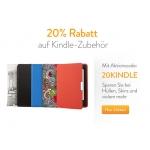 Amazon: 20% Rabatt auf Kindle-Zubehör