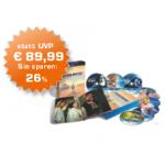 Star Wars: Complete Saga I-VI auf Bluray um nur 66€ bei Saturn