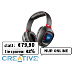 CREATIVE Tactic3D Rage USB Gaming Headset um nur 46€ bei Media Markt
