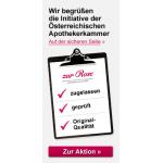 "10 % Rabatt in der Onlineapotheke ""Zur Rose"""