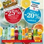 -25 % auf Mineral, Limo und Fruchtsäfte bei BILLA am 21. u. 22.02.2014 (nur für Vorteilsclubmitglieder)