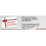 Interspar online: 20,- Euro sparen ab einem Einkauf von 100,- Euro