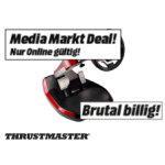 Thrustmaster Ferrari Wireless GT Cockpit 430 Scuderia Edition um nur 110€ bei Media Markt