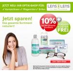 Interspar online: 10% & Versandkosten sparen für LENS2LENS Produkte