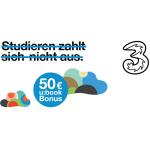 Ubook-Aktion: 50 € Gutschein bei 3 Erstanmeldung