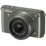 Hartlauer: Nikon 1 S1+11-27,5 khaki um 199 € statt 236,89 €