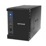 Saturn tagesdeal: NETGEAR ReadyNAS 102 2-Bay mit 1x1TB Desktop HDD RN10211D um 159 € statt 240,12 €