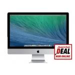 Mediamarkt Online: APPLE 27″ iMac (ME088D/A) um 1.388 € statt 1.624,46 €