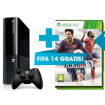 Xbox 360 Slim 4GB inkl. Fifa 14 um 158€ bei Libro.at