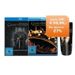 Saturn Tagesdeal: Game of Thrones Staffel 1+2 inkl. Thermobecher um nur 44 € statt 58,17 €