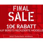 Humanic Final Sale: 10€ Rabatt auf Sale Artikel + kostenloser Versand