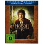 Blu-ray Schnäppchen bei Amazon.de & Play.com wie z.B.: Der Hobbit: Eine unerwartete Reise – Extended Edition 3D/2D (5 Discs) inkl. Versand um 21,97€