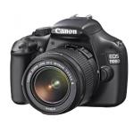 Canon EOS 1100D Spiegelreflexkamera inkl. Objektiv EF-S 18-55mm 3.5-5.6 IS II um 222€ bei Saturn.at