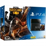 Infamous Playstation 4 Bundle um 449€ inklusive Versand
