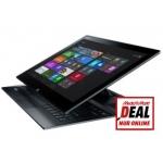 Mediamarkt Online-Deal: Sony VAIO Duo SVD1322U9EB (13,3″ Touch) Convertible Ultrabook um 1.088 € statt 1.496,94 €