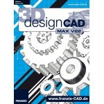 Pearl: Franzis Design CAD 3D Max V22 & 3 Module GRATIS (zzgl. Versand)