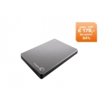 Seagate Backup Plus Portable 2013 silber 2TB, USB 3.0 um 119 Euro bei Saturn.at