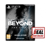 Beyond Two Souls – Special Edition Adventure PlayStation 3 inkl. Versand um 40 Euro als MediaDeal bei MediaMarkt.at