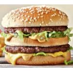 McDonalds Big Mac Weekend: Big Mac um 2€ am 22. & 23. März 2014