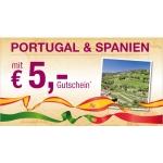 5€ Gutschein für Wein & Co für Produkte aus Spanien & Portugal