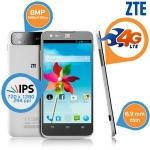 iBood.at: ZTE Grand S Flex – 5-Zoll- Android-Smartphone mit 4G um 185,90 € statt 214,80 €