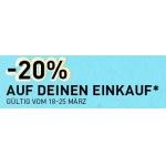 Puma-Onlineshop: -20 % Rabatt (auch auf den SALE-Bereich)