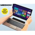 "Multimode-Touch-Notebook 29,5 cm (11,6"") MEDION® AKOYA® P2212T um 399 Euro ab dem 27.03.2014 beim Hofer"