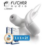 Fischer Audio (by Denon) Ceramique In Ear-Kopfhörer im Doppelpack inkl. Versand um € 45,90 bei ibood.at