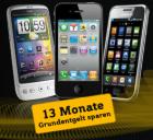 13 Monate keine Grundgebühr + keine Aktivierungsgebühr für Telekom (AON) Kunden @A1
