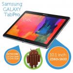 Samsung Galaxy TabPRO 10.1 mit 16GB inkl. Versand um 405,90€ bei iBOOD.at