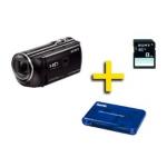 Media Markt Supersonntag am 30.3.2014 – zB. SONY HDR-PJ220E schwarz Handycam incl. Card-Reader und 8 GB SD-Karte um 199 €