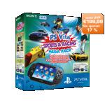 PS Vita Megapack Sports & Racing um 150 € im Saturn-Onlineshop
