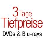 3 Tage Tiefpreise (DVDs & Blu-rays) bei Amazon.de bis zum 1. April 2014
