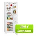 Mediamarkt: 100 € Öko-Bonus beim Kauf von Haushaltsgeräten der Energieeffizienzklasse A+++ & Gratis-Lieferung von Gorenje Großgeräten