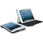 Redcoon Hotdeals: zB. Logitech Ultrathin Keyboard Folio für Apple iPad Air, schwarz um 64,95 € statt 89,75 €